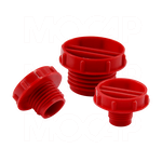 MOCAP - General Purpose Plugs for BSP Threads