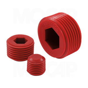 Hex Socket Plugs for NPT Threads