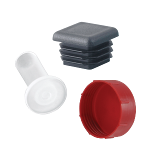Plastic and Rubber Caps, Plastic and Rubber Stoppers