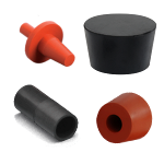 EPDM Products - Caps and Stoppers,Extruded Rubber Products
