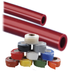 High Temperature Rubber Masking Extreme Tape,Flexible Rubber Tubes