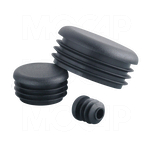 MOCAP - Plugs for Round Metric Tubes