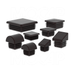 MOCAP - Plugs for Square Tubes